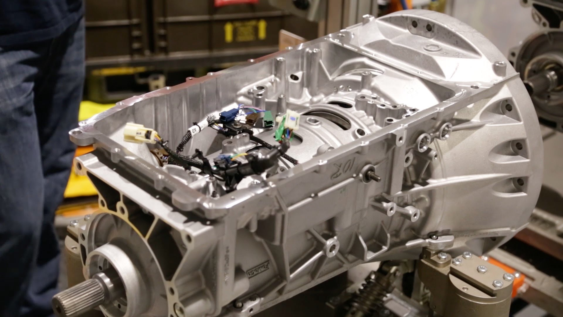 Ford F150 Transmission >> 2017 Ford F 150 Raptor 10 Speed Transmission Assembly